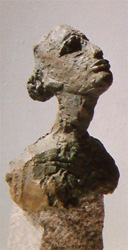 Bronze Alix des Francs