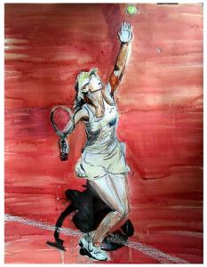 Peinture Laurent Colsenet